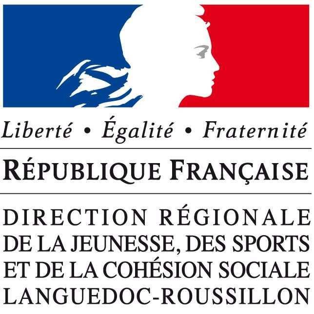 republique française jeunesse sports languedoc-roussillon
